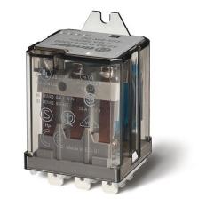 Przekaźnik 3P 16A 48V DC, na panel, Faston 250