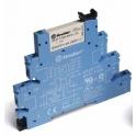 Przekaźnikowy moduł sprzęgający 1P 6A 6V DC, 38.51.7.006.0050