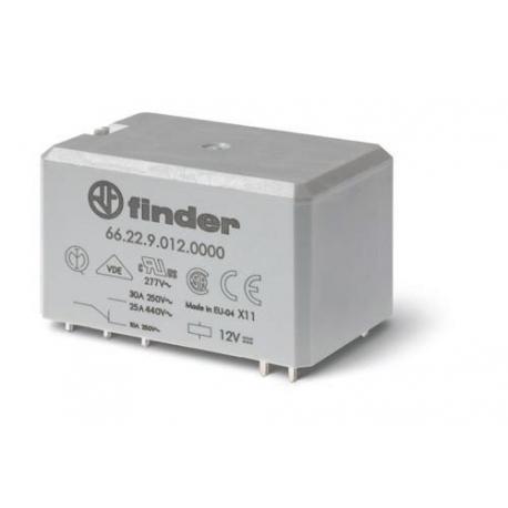 Przekaźnik 2P 30/10A 230V AC, do druku