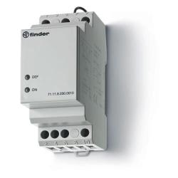 Przekaźnik 1P 10A 230V AC, nadzór napięcia 1-faz (0,75...1,2 Un), 71.11.8.230.0010