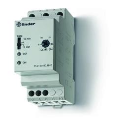 Przekaźnik 1P 10A 400V AC, nadzór napięcia 3-faz (5...20% Un)