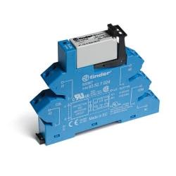 Przekaźnikowy moduł sprzęgający 2P 8A 24V AC/DC, 38.62.0.024.0060