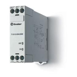 Przekaźnik 1Z 10A 24V AC/DC, przekaźnik termistorowy