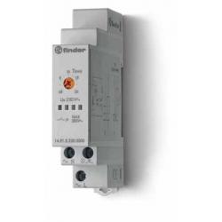 Automat do klatek schodowych, jednofunkcyjny, 1 zestyk zwierny (1Z 16A), obudowa instalacyjna (1S 17,5 mm)