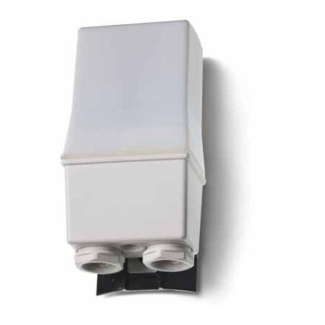 Wyłącznik zmierzchowy, 2 zestyki zwierne (2Z 16A), 230V AC, niezależne wyjścia i dwie niezależne nastawy, 1-80 lx, IP 54