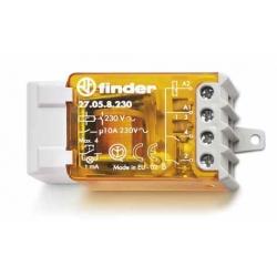 Przekaźnik impulsowy 2Z 10A 230V AC, 27.05.8.230.0000