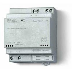 Zasilacz impulsowy, obudowa modułowa(4 moduły)36W/24V DC, 110...240VAC