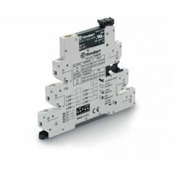 Przekaźnikowy moduł sprzęgający 6,2mm MasterTIMER – przek. Czasowy wielofunkcyjny, SSR OC 2A / 24VDC, 39.80.0.012.9024
