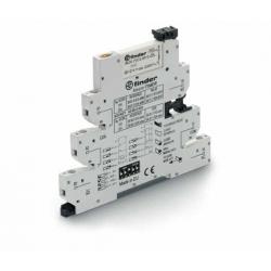 Przekaźnikowy moduł sprzęgający 6,2mm MasterTIMER – przek. Czasowy wielofunkcyjny,1P 6A 12VAC/DC, 39.81.0.012.0060