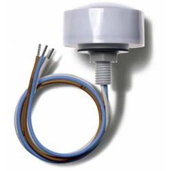 Wyłącznik zmierzchowy, 1 zestyk zwierny (1Z 16A),230V AC, montaż na obudowie lampy, 10 lx, IP 54