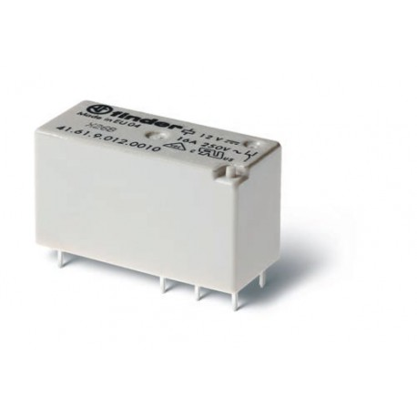 Przekaźnik 1P 16A 24V DC, styk AgSnO2