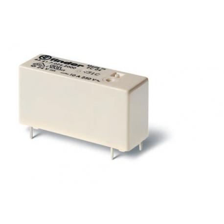 Przekaźnik 1P 10A 5V DC, styk AgCdO