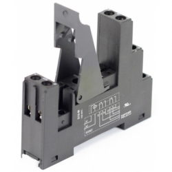 Gniazdo Comat S16 do przekaźników miniaturowych 2P - CMT-S16-M-0000000