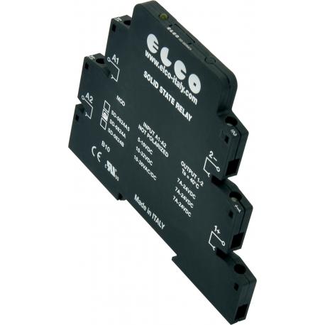 Przekaźnikowy moduł sprzęgający 1NO 6A wej. 10-32V DC, wyj. 0-35V DC 600191