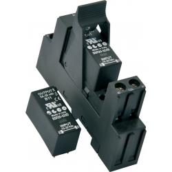 Przekaźnik półprzewodnikowy niski 15,7mm 1NO 3A wej. 10-32V DC, wyj. 12-275V AC 600196