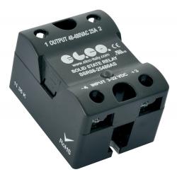 Przekaźnik półprzewodnikowy 1NO 50A wej. 3-32V DC, wyj. 48-600V AC Panel 600423