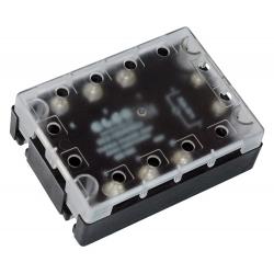 Przekaźnik półprzewodnikowy 3NO 40A wej. 4-32V DC, wyj. 50-480V AC Panel 600116