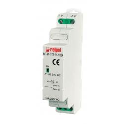 Przekaźnik 1NO 16A 24V AC/DC lub 230V AC