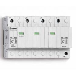 Ogranicznik przepięć kat. B+C, Up – 1,5kV, nominalne napięcie robocze 230VAC, 7P.04.8.260.1025