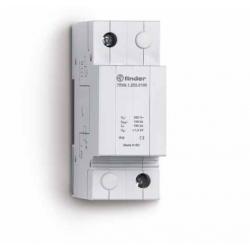 Ogranicznik przepięć kat. B+C, Up –  1,5kV, nominalne napięcie robocze 230VAC, iskiernik (N-PE)