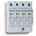 Ogranicznik przepięć kat. C, Up –1,2kV, nominalne napięcie robocze 420VDC,2xwarystor+iskiernik, 7P.25.8.275.1020