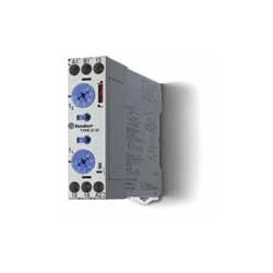 Przekaźnik czasowy 1P 8A 24-240V AC/24-48V DC, funkcja LI, LE, PI, PE