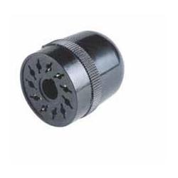 Gniazdo do przekaźników serii 60.13, 88.02, PIN-y do lutowania – brak elementów mocujących, 90.13.4
