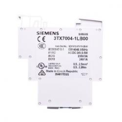 Przekaźnik interfejsowy 1Z monostabilny 3A 24V AC 3TX7004-1LB00