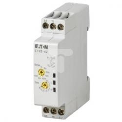 Przekaźnik czasowy 1P 3A 0,05sek-100h 24-240V AC/DC migotanie ETR2-42 262688