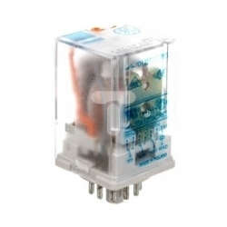 Przekaźnik miniaturowy 3P 10A 230V AC LED PRC3P30ANL 220317