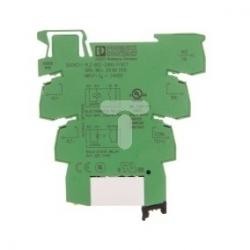 Moduł przekaźnikowy 6A 24V DC 1Z PLC-RSC- 24DC/ 1/ACT 2966210