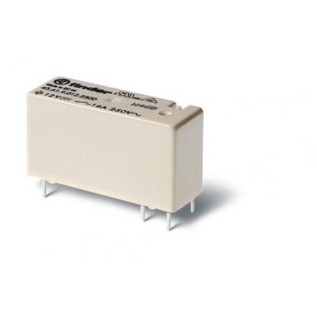 Przekaźnik 1Z 16A 24V DC, styk AgCdO