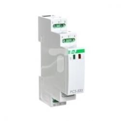 Przekaźnik czasowy 0,1sek-24h 9-265V AC/DC 1Z/1R z komunikacją NFC multifunkcyjny, programowalny PCS-533