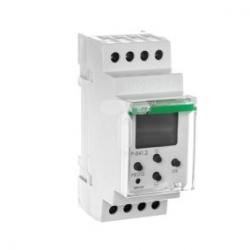 Przekaźnik czasowy 2x16A 1sek-99h 24-264V AC/DC STP-541