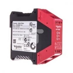 Przekaźnik bezpieczeństwa do 2 łączników magnetycznych 2Z 24V DC PREVENTA XPSDMB1132