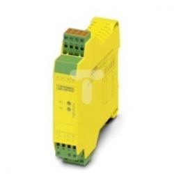 Przekaźnik bezpieczeństwa 2Z 1R 24V DC zatrzymanie awaryjne i drzwi SIL3 PSR-SPP- 24DC/ESP4/2X1/1X2 2981017
