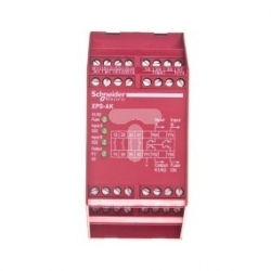 Przekaźnik bezpieczeństwa do wyłącznika awaryjnego 3Z 120V AC 24V DC PREVENTA XPSAK351144