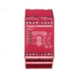 Przekaźnik bezpieczeństwa do wyłącznika awaryjnego 3Z 230V AC 24V DC PREVENTA XPSAK371144
