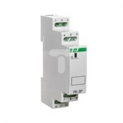 Przekaźnik elektromagnetyczny 2P 8A 48V AC/DC PK3P48