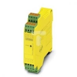 Przekaźnik bezpieczeństwa rozszerzający 5Z 1R 24V AC/DC SIL3 PSR-SPP- 24UC/URM4/5X1/2X2/B 2981046