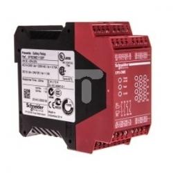 Przekaźnik bezpieczeństwa do 6 łączników magnetycznych 2Z 24V DC PREVENTA XPSDME1132P