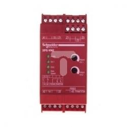 Moduł detekcji zerowej prędkości obrotowej 1Z 1R 230V AC PREVENTA XPSVNE3742P