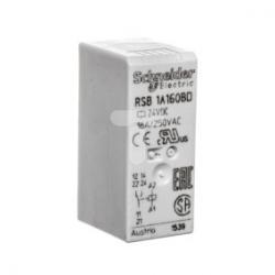Przekaźnik interfejsowy 1P 16A 24V DC RSB1A160BD