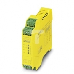 Przekaźnik bezpieczeństwa 3Z 1R 24V AC/DC zatrzymanie awaryjne i drzwi SIL 3/4 kat.4 PSR-SCP-24UC/ESA4/3X1/1X2/B 2963763