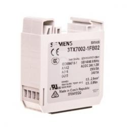 Przekaźnik sprzęgający 2P 24V AC/DC 3TX7002-1FB02