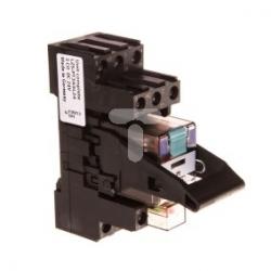 Przekaźnik przemysłowy 3P 24V DC z LED 3,5mm pinning LZS:PT3A5L24