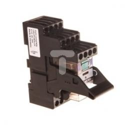 Przekaźnik przemysłowy 4P 4A 24V DC z LED izolacja logiczna 3,5mm LZS:PT5B5L24