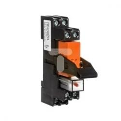 Przekaźnik interfejsowy 1P 3A 24V DC z LED 5mm pinning LZS:RT3A4L24