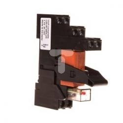 Przekaźnik interfejsowy 1P 3A 24V DC z LED izolacja logiczna LZS:RT3B4L24