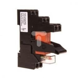 Przekaźnik interfejsowy 2P 2,5A 230V AC z LED izolacja logiczna  LZS:RT4B4T30